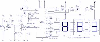 introduction to digital tachometer circuit working 8051 and types digital tachometer circuit using 8051
