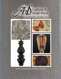 ahs lighting home d cor catalog residential lighting