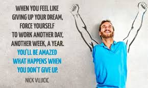 nick vujicic don t give up jpg × frases  nick vujicic don t give up jpg 650×390 frases powerful quotes inspirational and motivational
