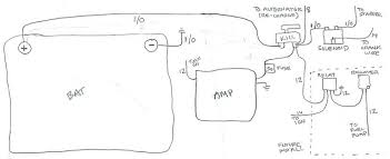 1st gen camaro battery relocation Trunk Mounted Battery Wiring Diagram here is the diagram i made for the relocation, hope it helps mopar wiring diagram trunk mounted battery