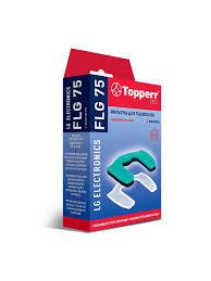 15% <b>TOPPERR Набор фильтров</b> для пылесосов LG ELECTRONICS