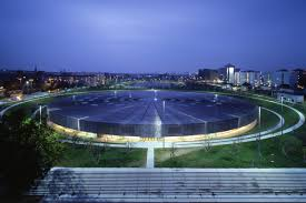 olympic swimming pool background. Velodrome And Olympic Swimming Pool Background L