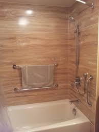1 day seamless tub wall surround