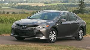2018 Toyota Camry LE Hybrid (US Spec) - YouTube
