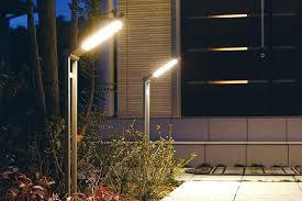 exterior security lights modern exterior led lighting designed in japan outdoor light fixtures security lights home