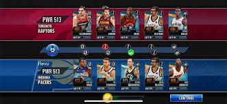 Nba 2k17 Depth Chart New Nba 2k Mobile Game Is A Lot Like Nba 2k18 But Free Revü