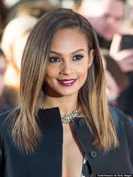 Alesha Dixon. Alesha gave birth to her daughter Azura four months ago and is furious with the former 'Apprentice' star who lashed out at Lily Allen during ... - o-ALESHA-DIXON-570