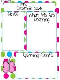 Free Templates For Kids Newsletter Template Free So Adorable My Kids Love To Print These