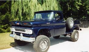 1961 Chevy truck long bed stepside | 1960-66 chevy truck ...