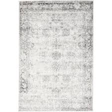incredible mistana brandt machine woven greywhite area rug reviews gray and beige area rug designs