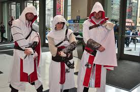 Assassins Creed Costume Pattern Unique Constructing The Assassin Ezio Costume Series Part 48 The Fabric