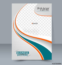 Brochure Graphic Design Background Abstract Flyer Design Background Brochure Template For