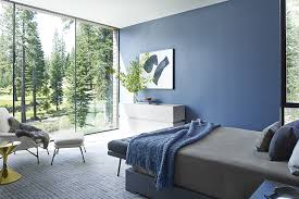 Blue bedroom colors Cool Ocean Blue Bedroom Colors Décor Aid Bedroom Colors The Best Options For Your Home In 2019 Décor Aid
