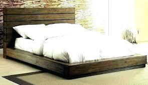 Low Bed Frames Bookcase Headboard Queen Bedroom Sets Low Bed Frames ...
