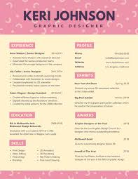 Free Online Resume Builder: Design Custom Resumes In Canva
