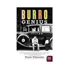 burro genius a memoir reprint paperback victor villasenor burro genius a memoir reprint paperback victor villasenor