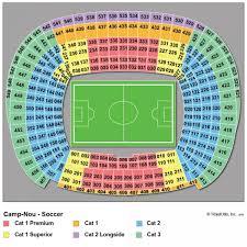 Camp Nou Stadium Seating Chart Camp Nou Stadium Map Camp Nou Stadium Seat Map Catalonia