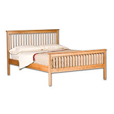 Cherrystone Furniture - Shaker Spindle Bed