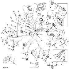 John deere parts diagrams 445 lawn garden tractor best of wiring diagram