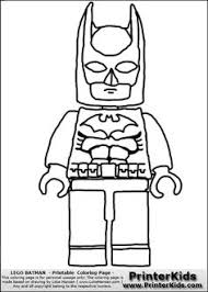 Small Picture Iron Man Lego Minifigure Coloring PageManPrintable Coloring