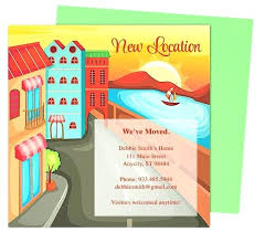 Change Of Address Cards Templates Explore Change Of Address Cards