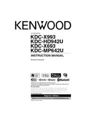 kenwood kdc hd942u manuals