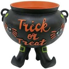 halloween candy bowl ceramic. Plain Candy Trick Or Treat Spiders Candy Bowl Halloween Decoration With Ceramic L