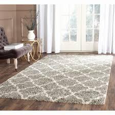 masculine area rugs elegant safavieh hudson quatrefoil grey ivory rug 7 square