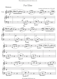About starryway we explain so that you can understand easily. Violin Beethoven Fur Elise Sheet Music 8notes Com Bladmuziek Klassieke Muziek Muziek