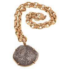 lot 407 nuestra senora de atocha spanish 8 reale silver shipwreck coin pendant