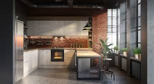 architectural kitchen designs. 3D Architectural Renders For A Gorgeous Kitchen Design Designs B