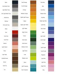 Lego Brick Colour Chart Lego Color The Color Choice Is Pretty Large Something To