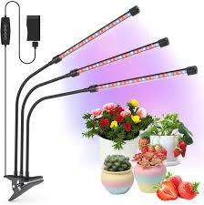 Best Commercial Led Grow Lights 2018 Grow Light Plant Lights For Indoor Plants Led Lamp Bulbs Full Spectrum