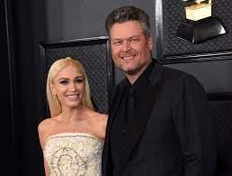 Gwen Stefani and Blake Shelton are married