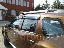 Ветровики (<b>дефлекторы боковых окон</b>) <b>комплект</b> Renault Duster ...