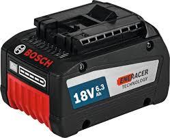 <b>Аккумулятор Bosch</b> Li-Ion 18 В, 6,3 Ач для Bosch Professional ...