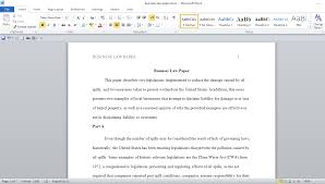 effective application essay tips for business law paper finally you are to complete writing a law essay combining theoretical parts your practical findings along the listed above business and criminal