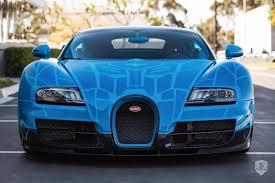 Asking price of Transformers-themed Bugatti Veyron Grand Sport ...