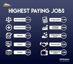 are the country s highest paying jobs for you tv blog when an online job portal website released a list of jobs that supposedly provided the best salaries we asked employees in the fields mentioned what they