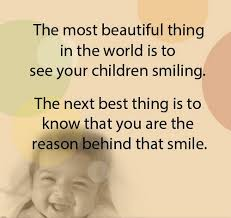 Quotes on smile The 100 Innocent Baby Smile Quotes lovequotesmessages 20