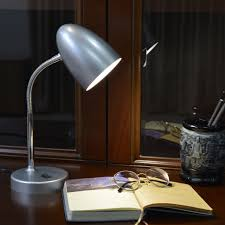 gooseneck led desk lamp unique table reading book nightstand led desk lamp with adjule