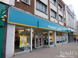 gateshead one of the 93 ex woolworths that s now poundland 5 jan 2016