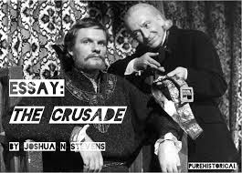 richard the lionheart meets doctor who purehistorical essay the crusade first broadcast 1965
