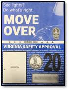Tv Redesigned Woay Inspection - Stickers 2019 Virginia Vehicle