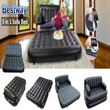 bestway 5 in 1 sofa bed comfortable