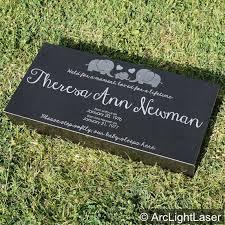 Baby Headstone Designs Childs Memorial Granite Memorial Marker Custom Infant