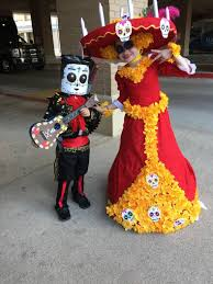 permalink to funny photo of the day kids in the book of life manolo la muerte costumes