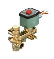 asco 8300 series high flow high pressure 3 way solenoid valves valves