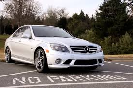 2010 Mercedes Benz C63 AMG Drift Acceleration Burnout Exhaust ...