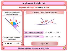 angles 2 calculating angles ks2